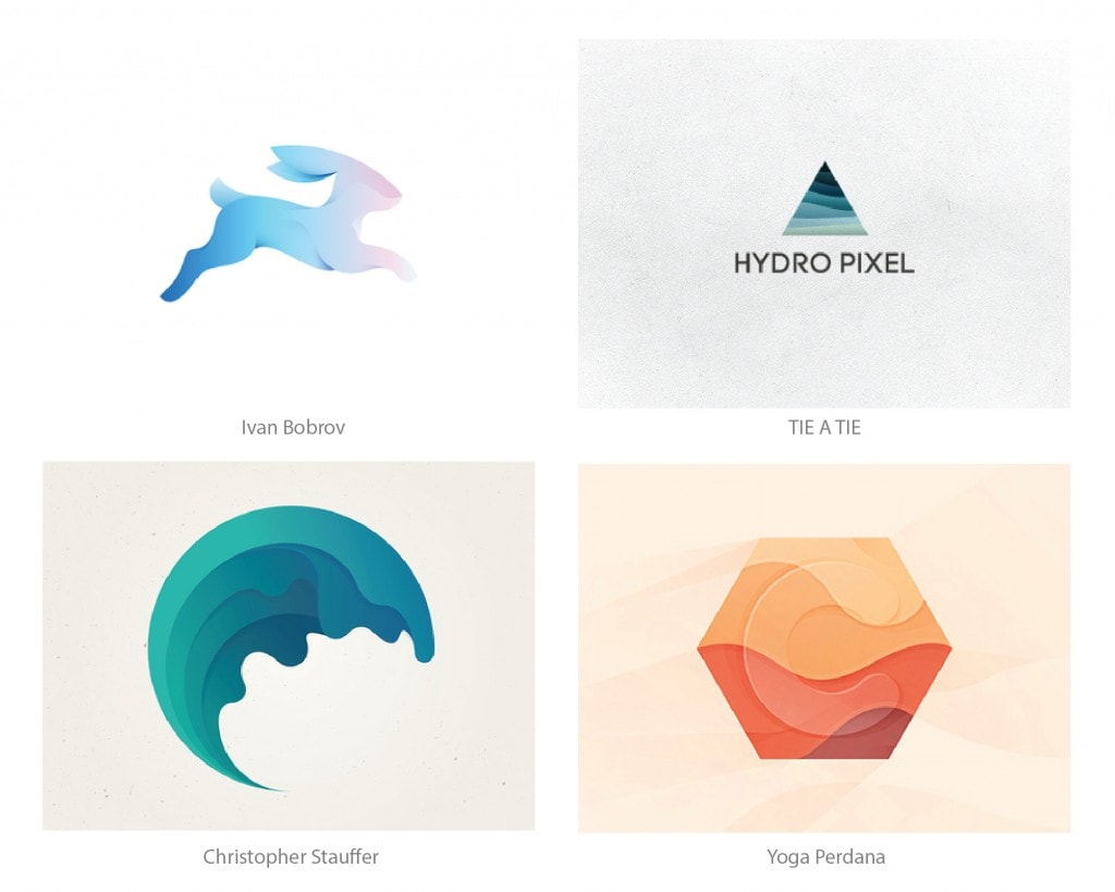 Дизайн логотип стиль
