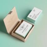 Как сделать макет визитки в InDesign