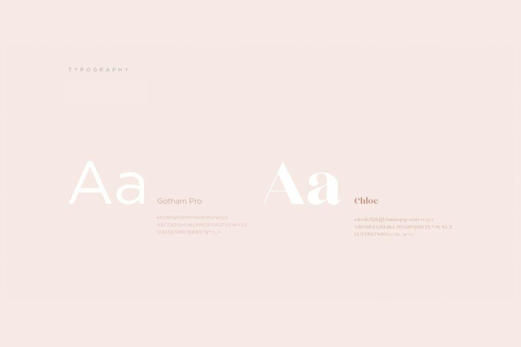 подбор шрифтовых пар
