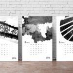Календари в подарок партнёрам и клиентам