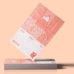Тенденции дизайна: корпоративные открытки