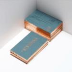 Идеи для дизайна визиток