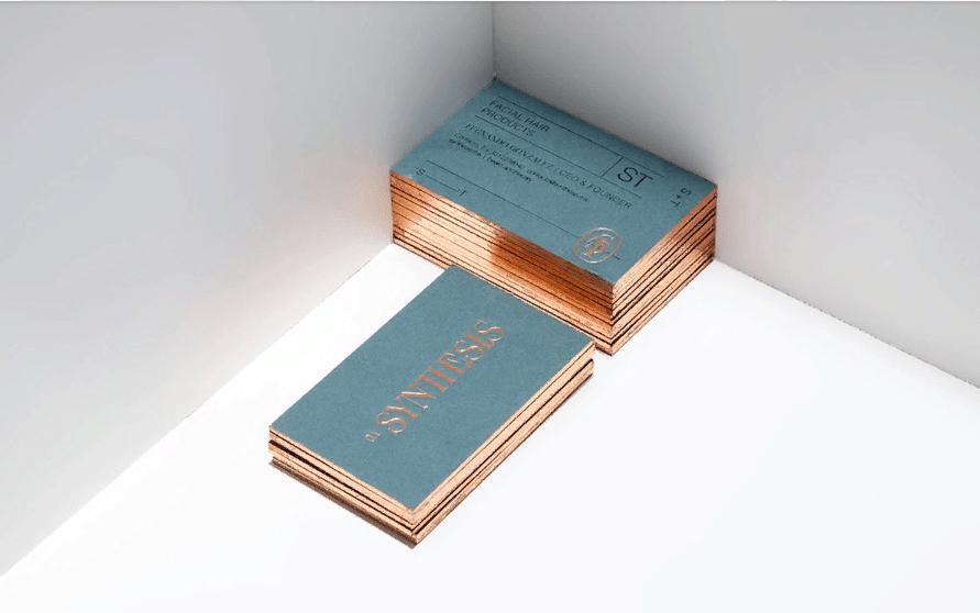 Идеи визиток