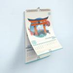 Календари: примеры для вдохновения со всего мира